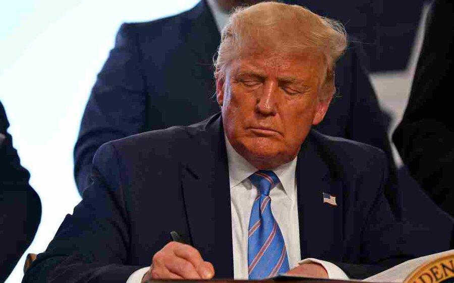 ترامپ اجازه ندارد تاریخ انتخابات ریاست جمهوری آمریکا را جابه جا کند