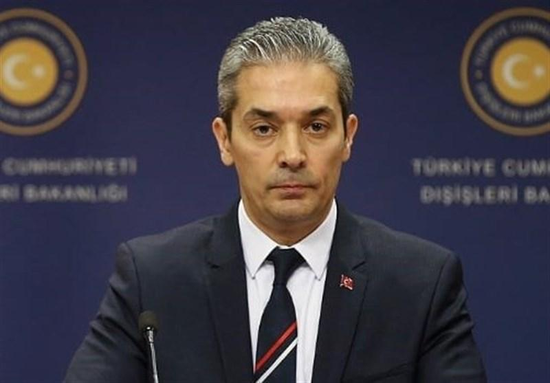 پاسخ آنکارا به اظهارات وزیر خارجه مصر علیه اقدامات ترکیه در سوریه