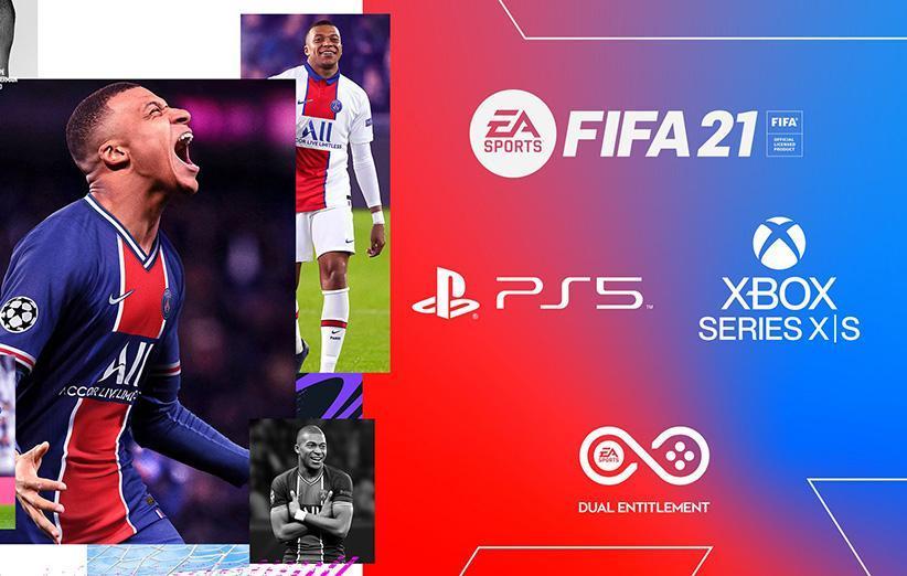 فیفا 21 آذر ماه روی PS5 و Xbox Series عرضه می گردد