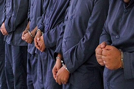 متلاشی شدن باند 4 نفره موبایل قاپ ها در تهران