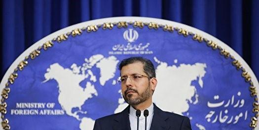 ایران در کنار مردم و دولت افغانستان ایستاده است