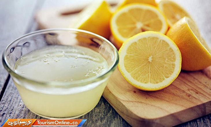 لیمو ترش دارای خواص بی نظیری می باشد