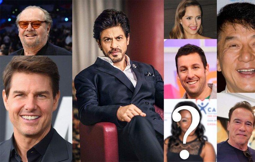 پولدارترین بازیگران دنیا در سال 2020؛ از شاهرخ خان تا رابرت دنیرو