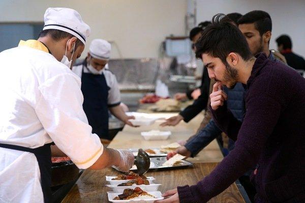 افتتاح سلف جدید دانشجویی دانشگاه امیرکبیر تا 16 آذر