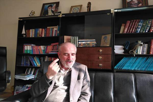 رییس مرکز مطالعات راهبردی روابط فرهنگی به مهر گفترونمایی از مجموعه کشور ها در آیینه فرهنگ ، پژوهش و دیپلماسی فرهنگی