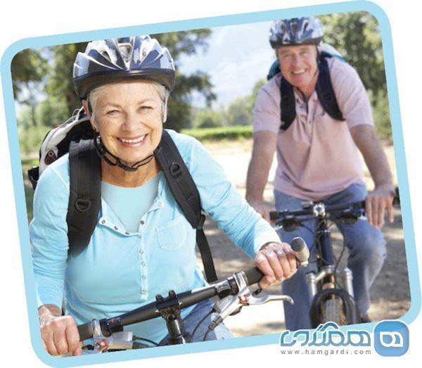 ورزش های مفید برای سالمندان