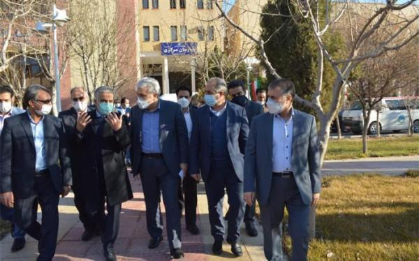 شعبه پردیس فارابی پارک علم و فناوری دانشگاه تهران افتتاح شد