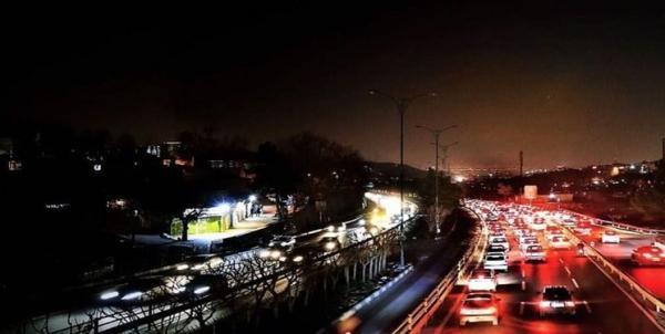 اتمام خاموشی شبانه تهران ظرف 10 روز آینده