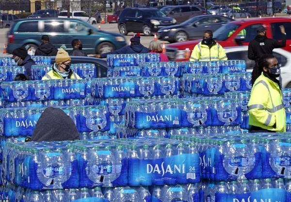 یک سوم تگزاسی ها هنوز به آب آشامیدنی سالم دسترسی ندارند