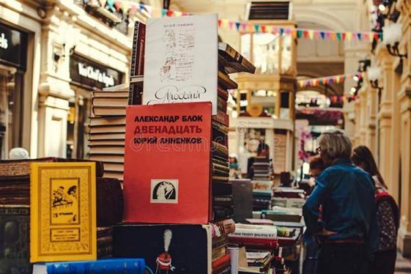 رشد بازار کتاب روسیه مدیون کتاب های ادبیات کودک است