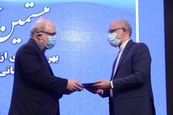 بهره برداری از طرح های مرکز قلب شهید رجایی با حضور وزیر بهداشت