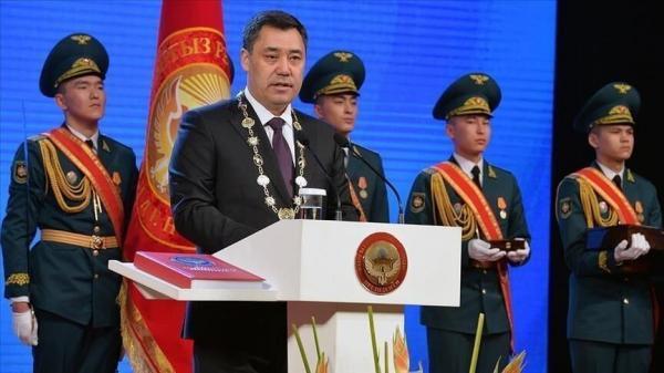همه پرسی تغییر نظام پارلمانی به ریاستی در قرقیزستان