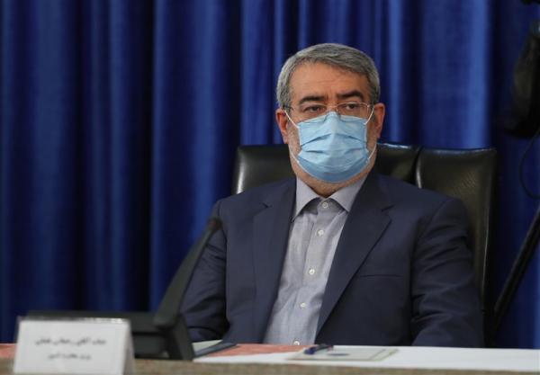 ابتلاء وزیر کشور به کرونا، رحمانی فضلی در بیمارستان بستری شد