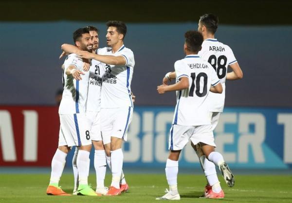 4 کاپیتان و 4 گلزن برای استقلال در 2 بازی لیگ قهرمانان آسیا