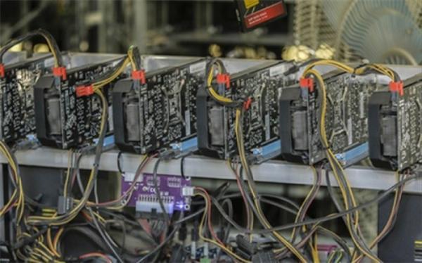 1429 دستگاه رمز ارز غیرمجاز در استان اردبیل جمع آوری شد