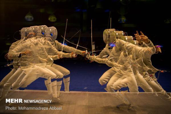 معرفی چهارمین شمشیرباز اعزامی به المپیک بعد از رقابت های انتخابی