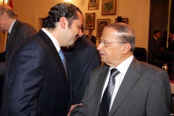 تشکیل کابینه لبنان همچنان در بن بست، سعد الحریری استعفا می دهد؟
