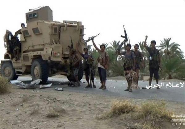 تسلط ارتش یمن بر شهر مهم الزاهر