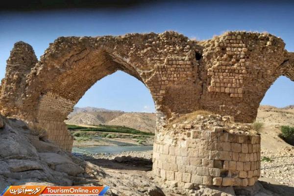 بازسازی و استحکام بخشی پل تاریخی سیاه پله