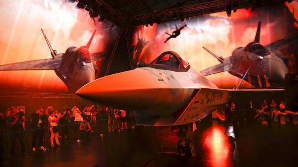 جنگنده نسل پنجم روسیه؛ مسکو در پی مشتری خارجی برای چک میت