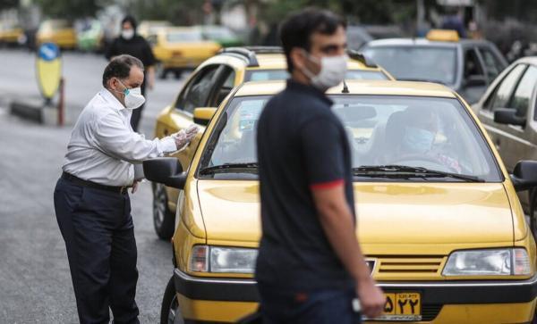 فوت بیش از 700 تاکسیران با کرونا در کشور