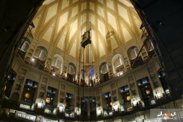 بلندترین موزه دنیا در ایتالیا ، تصاویر