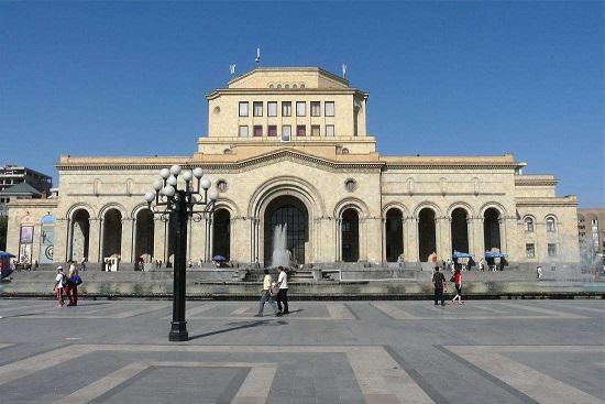 تور ارمنستان ارزان: مراکز دیدنی شهر ایروان