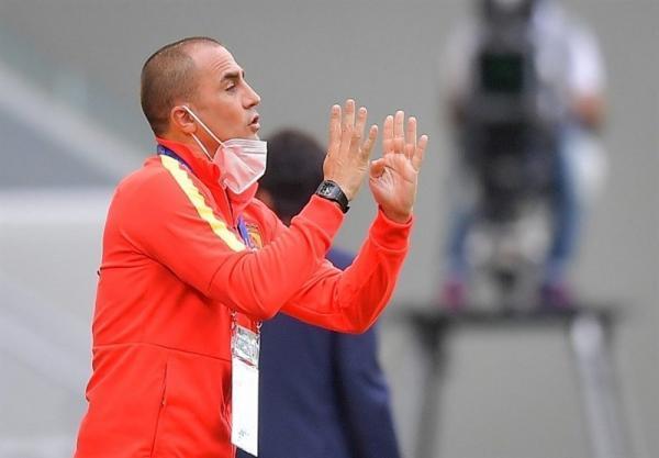 تور گوانگجو: خاتمه کار کاناوارو در فوتبال چین، مربی ایتالیایی قراردادش با گوانجو را فسخ کرد