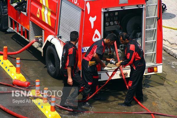 شناسایی نقاط حادثه خیز سنندج از اولویت های آتش نشانی است