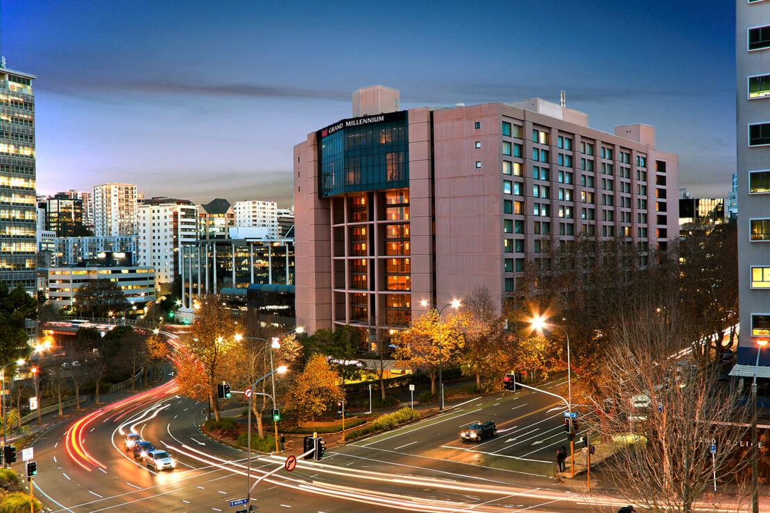 هتل گرند میلینیوم کوالالامپور