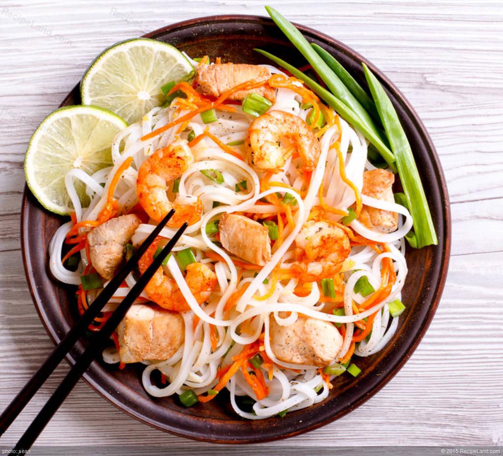 مروری بر غذاهای تایلندی