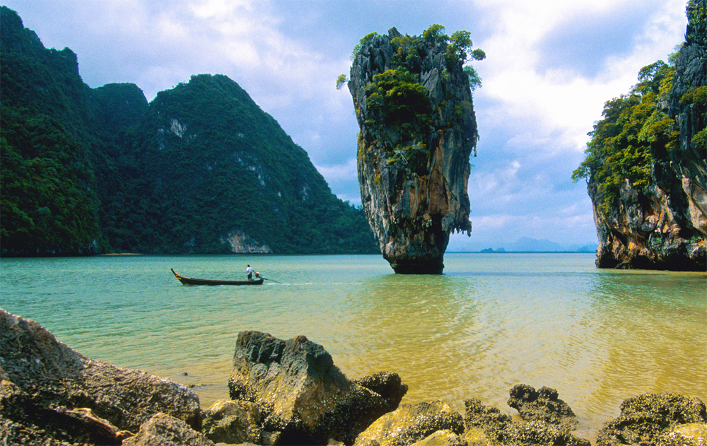 خلیج فانگ نگا در پوکت