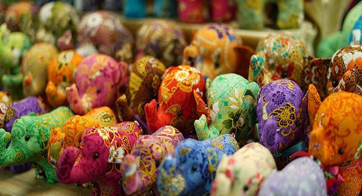 بازار شبانه پات پونگ بانکوک