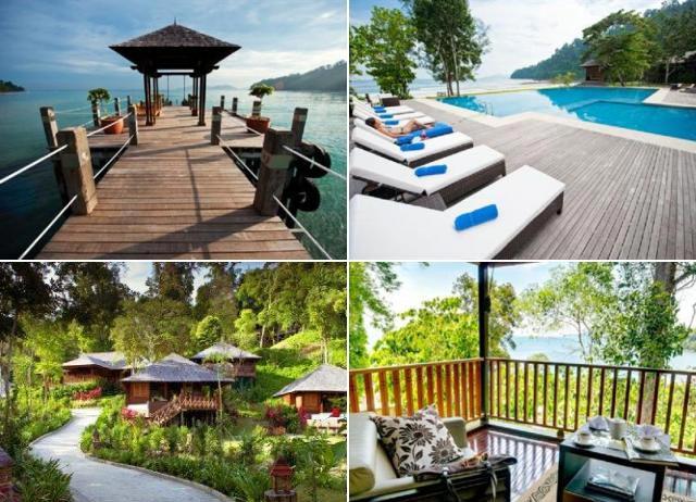 تفریحگاه های ساحلی مالزی