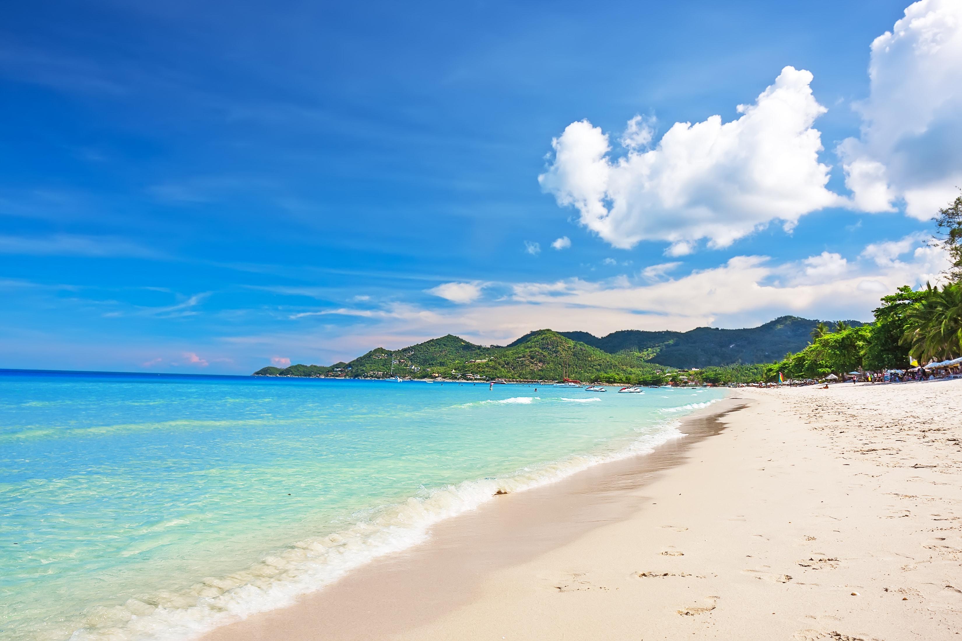 آشنایی با سواحل بکر تایلند